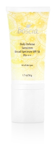 B212-01 Daily Defense Sunscreen Broad Spectrum SPF50