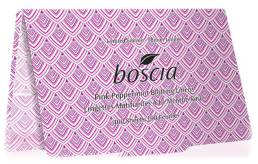 Holiday2014 - Pink Peppermint Blotting Linens